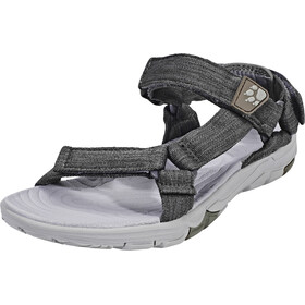 Jack Wolfskin Seven Seas 2 Sandals Women tarmac grey